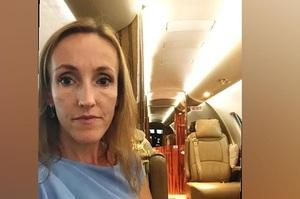 Українка, що була пасажиром збитого українського літака, підозрювалася в торгівлі зброєю - CNN