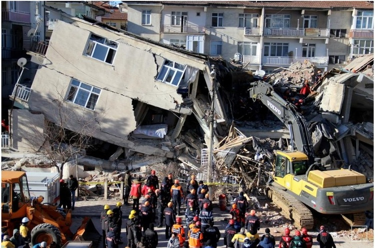 Жертвами землетрусу в Туреччині стали 29 людей