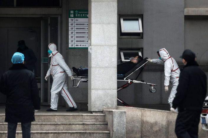 Китайський коронавірус: померло 80 людей, інфіковано – 2700