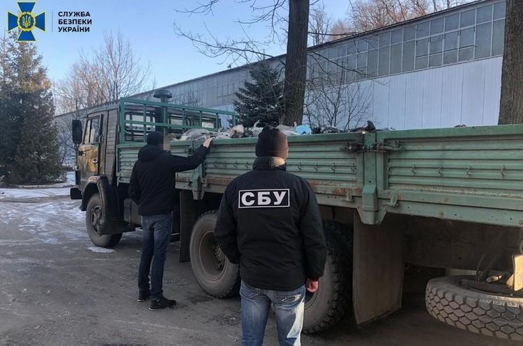 СБУ блокувала розкрадання військового обладнання зі стратегічних підприємств