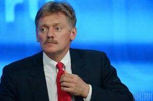 Пєсков: Між президентами РФ та України встановлено «ефективний» контакт