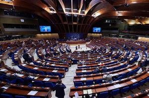 Делегати ПАРЄ з Литви та Латвії ініціюють перегляд повноважень делегації РФ