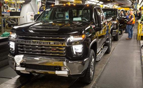 General Motors переоснастить свій завод під електромобілі, це обійдеться в $2,2 млрд