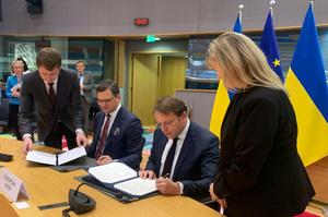 Євросоюз надасть Україні 26 млн євро для підтримки фермерства та сільського господарства