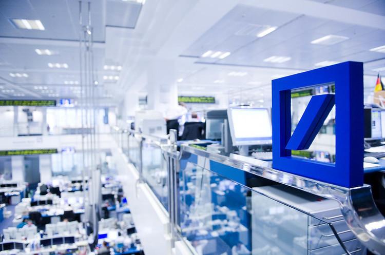 Найбільший банк Німеччини повідомив про річний збиток у 5,3 млрд євро