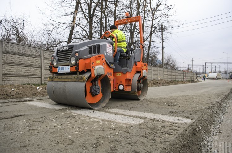 «Укравтодор» оголосив тендер на будівництво розв'язок на трасах Київ – Одеса та Київ – Чоп