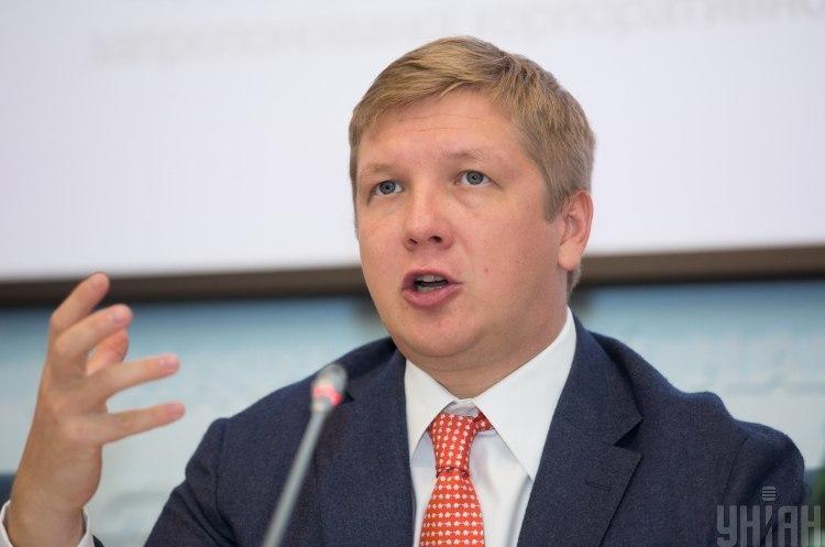 Видобуток газу на нових родовищах може початися за три роки - Коболєв