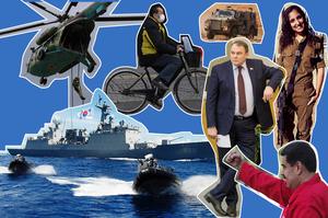 Геополітичний огляд тижня: підготовка конфлікту в Східній Європі, перебудова у Венесуелі, боротьба лобістів із коронавірусом