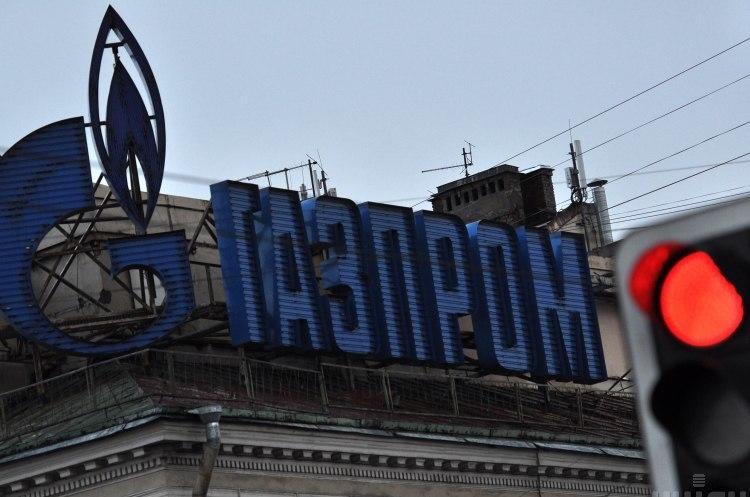 «Газпром» снизил добычу газа на 6%