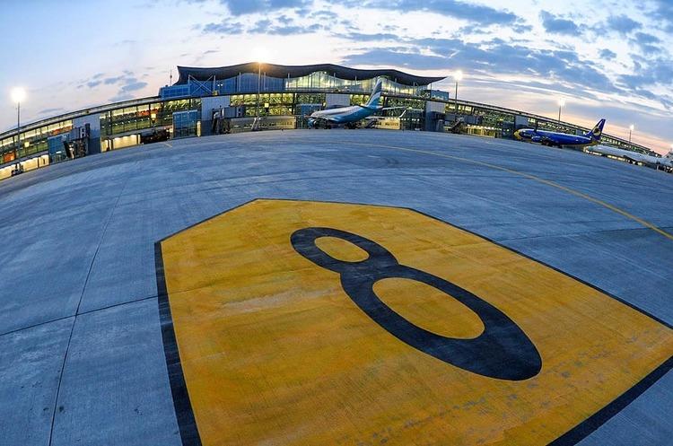 ЄІБ вивчає можливість відкриття кредитної лінії на EUR300 млн аеропорту Бориспіль