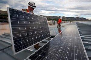 Вчені з Каліфорнії вигадали «антисонячні» панелі, які вироблять енергію вночі