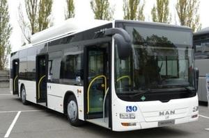 Київ планує закупити 70 екологічних автобусів