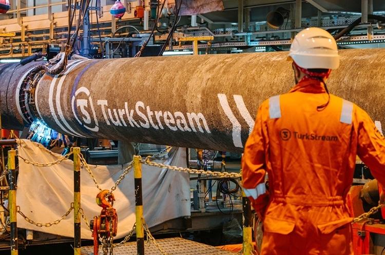 Доки «Газпром» добудовував «Турецький потік», Туреччина різко скоротила закупки російського газу
