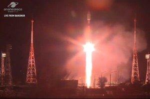 Британська OneWeb, конкурент Starlink Маска, запустила 34 супутника