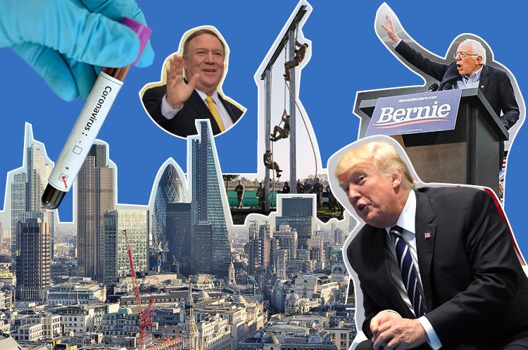 Геополитика за неделю: Трамп устоял, коронавирус рушит политические константы, турки успешно громят РФ в Сирии, НАТО скрепляют учениями