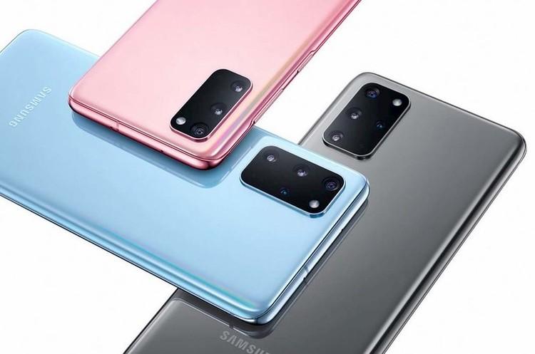 Samsung представила нову флагманську лінійку S20