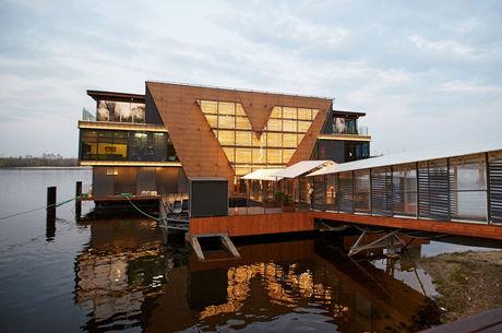 Ресторан на воді: як створити успішний проект з нестандартним розміщенням