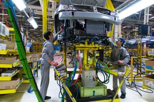 Український автопром почав рік з падіння на 5%
