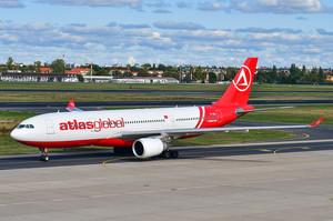 Турецький власник української Atlasjet Ukraine збанкрутував