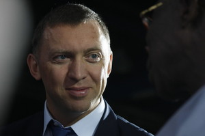 Мінфін США обвинуватив Дерипаску у відмиванні грошей для Путіна