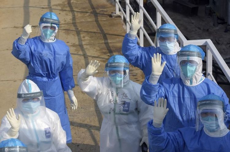 Китай повідомив про різкий стрибок у кількості людей, заражених коронавірусом