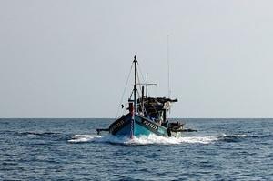 В Росії арештували на 10 діб захоплених ФСБ українських рибалок