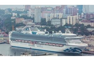 Кількість інфікованих коронавірусом на борту круїзного судна в Японії досягла 355