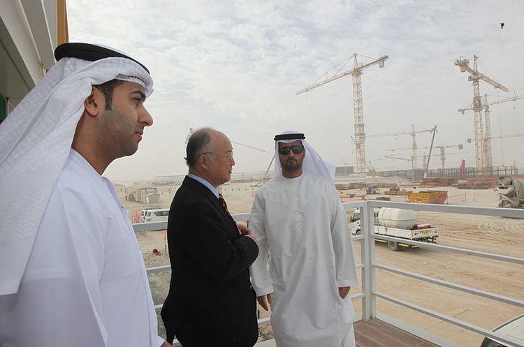 ОАЕ стали першою арабською країною, яка має атомну станцію