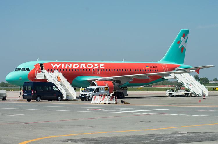 Windrose з квітня запускає регулярні рейси між шістьма найбільшими містами України