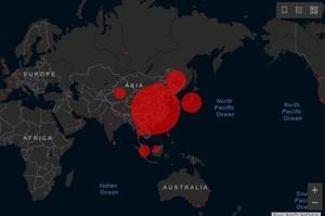 Коронавірус вплине на більш як 5 млн компаній по всьому світу – аналітики