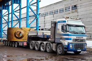 Енергомашспецсталь відвантажив виробів для АЕС в Індії та Китаї вагою 218 тонн
