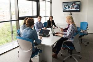 Условия работы: как влияет на продуктивность персонала open space