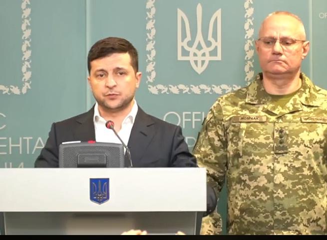 Наступ бойовиків на Донбасі не змінить курс на припинення війни - Зеленський