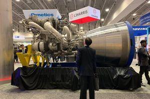 Blue Origin сьогодні запустить новий центр із виробництва ракетних двигунів
