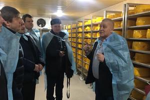 Сучасний молокопереробний міні-завод запустили на Полтавщині