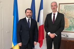 Франція інвестує близько 100 млн євро у розбудову залізничного сполучення на Луганщині