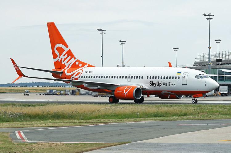В авіакомпанії SkyUp розповіли, що буде з евакуйованими українцями по прильоту