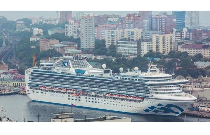 Серед пасажирів лайнера Diamond Princess зафіксовані перші летальні випадки
