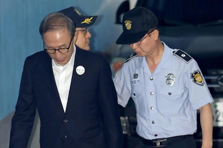 Екс-президента Південної Кореї засудили до 17 років в'язниці за корупцію