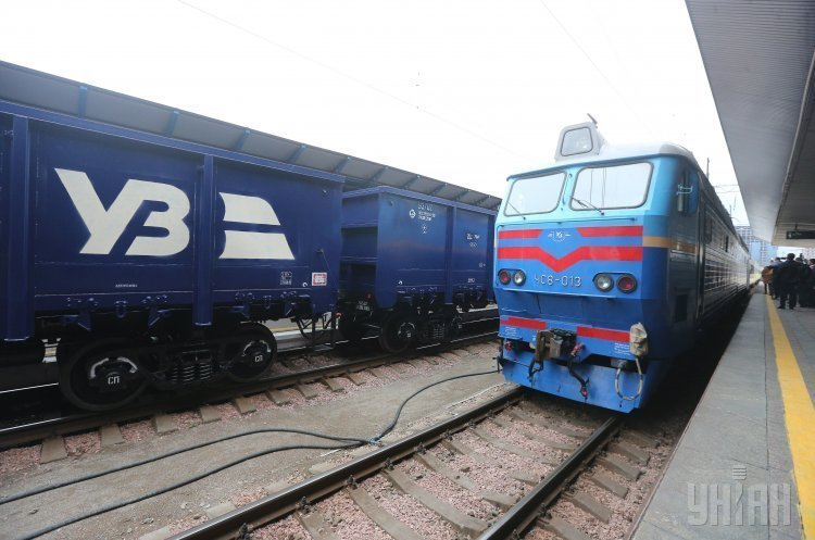 «Укрзалізниця» обіцяє санітарні заходи у поїзді Київ – Москва через підозру на коронавірус