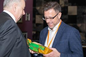 «Ми плануємо збільшення експорту замороженої продукції, перш за все традиційного високорецептурного хліба», – Борис Шестопалов