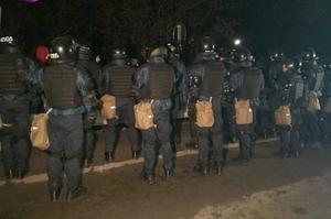 В МВС розповіли, яких заходів буде вжито до затриманих у Нових Санжарах заколотників