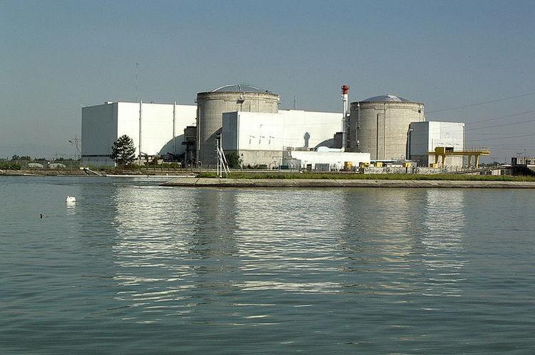 Найстаріша французька атомна електростанція припинила роботу