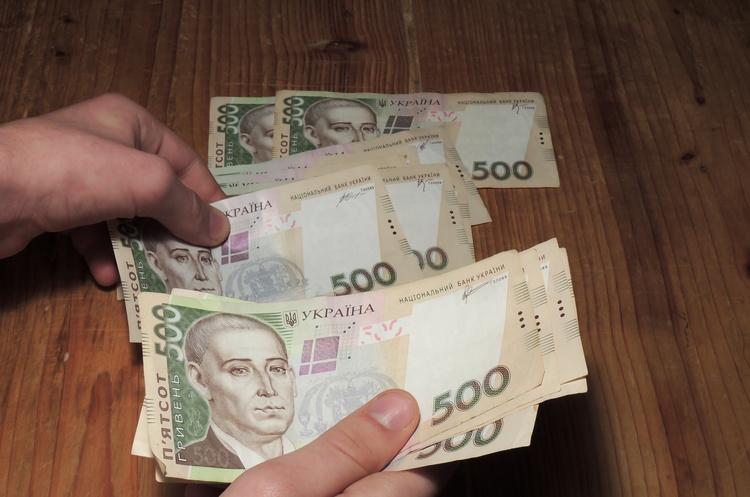 Середня зарплата у Києві у 2019 році перевищила значення по Україні в 1,5 рази