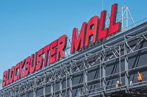Управління ТРЦ Blockbuster Mall перейшло до Олександра Спектора
