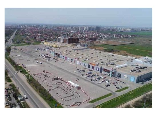 ЄБРР організував кредит на 52,5 млн євро для розширення одеського торгового центру Riviera