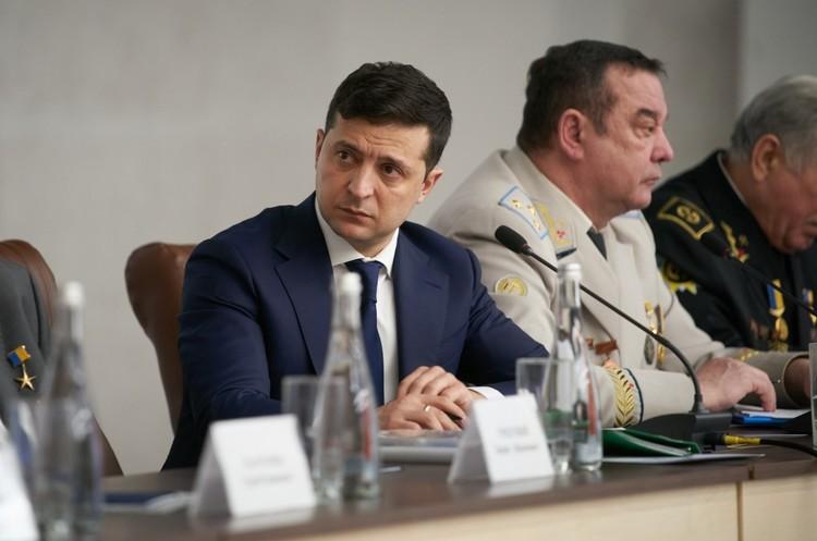 Зеленський поставив завдання обмежити імпорт вугілля й електроенергії
