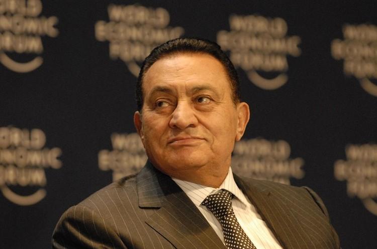Експрезидент Єгипту Хосні Мубарак помер у віці 91 рік