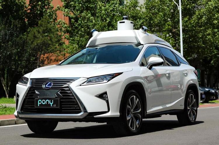 Toyota інвестувала $400 млн в китайський стартап роботаксі Pony.ai