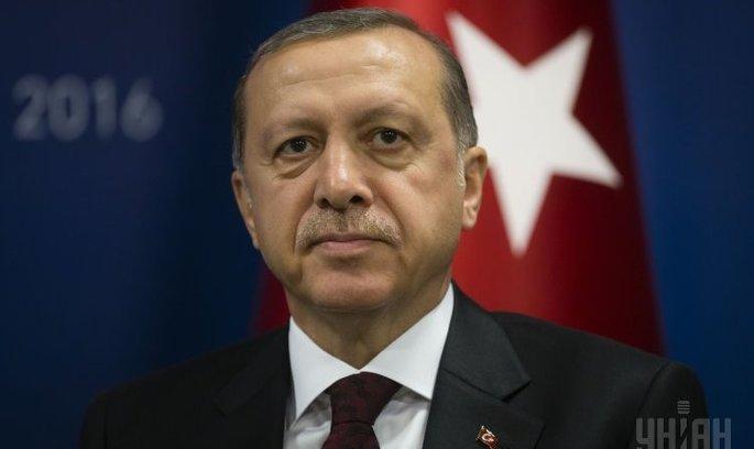 Турецькі сили знищили склади з хімічною зброєю в Сирії – Ердоган